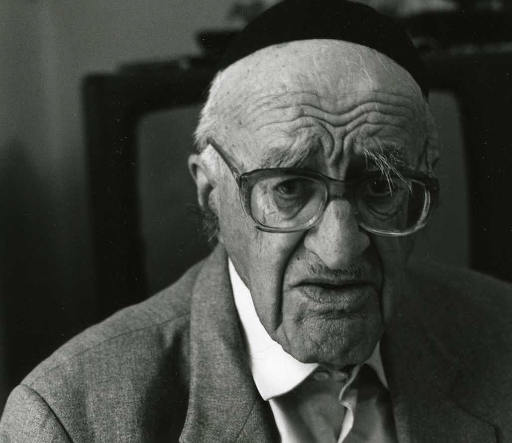 Prof. Yeshayahu Leibowitz: Torah from Sinai as a Normative Statement