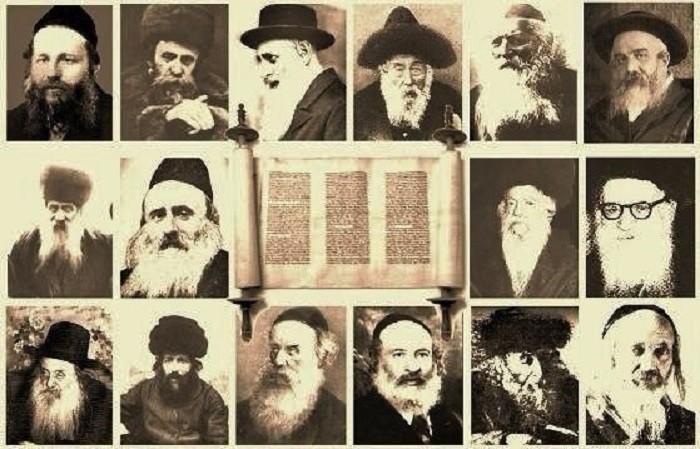 A Hasidic Matan Torah