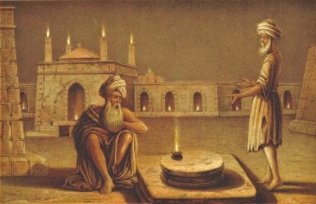 The Development of the Chanukah Oil Miracle in Context of Zoroastrian Fire Veneration