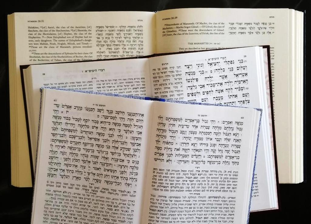Manasseh's Genealogies: Why They Change Between Numbers, Joshua, and Chronicles
