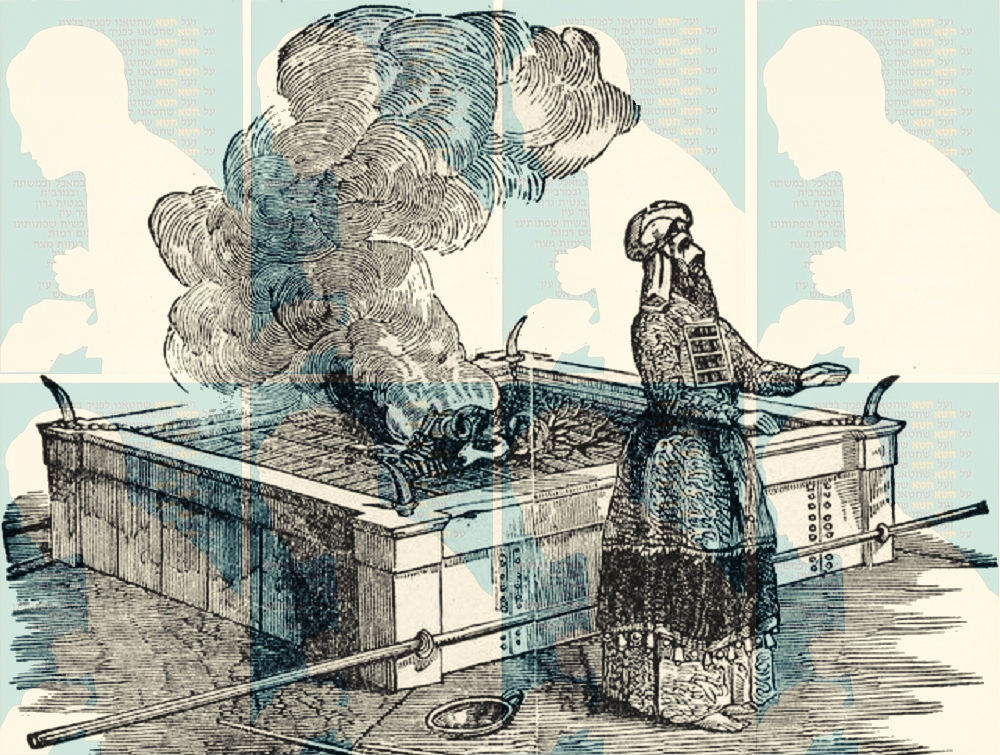 Recasting the Temple Purification Ritual as the Yom Kippur Service