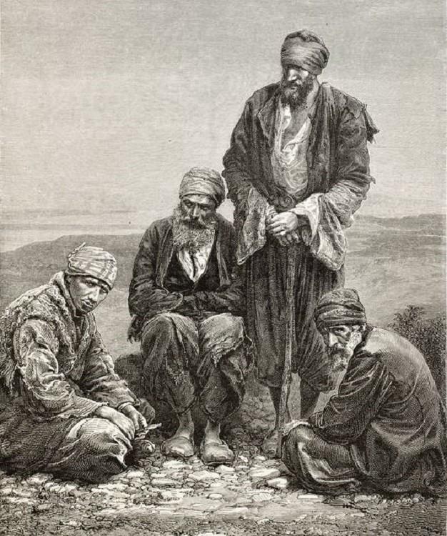 The Hebrew Slave: Exodus, Leviticus, and Deuteronomy