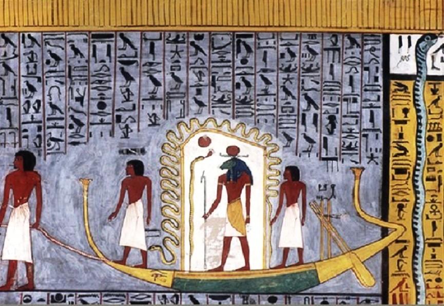 YHWH's War Against the Egyptian Sun-God Ra