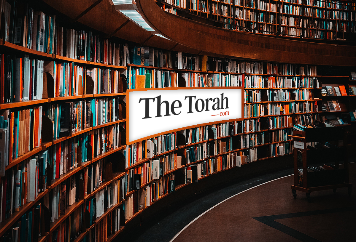 Welcome to TheTorah.com 2.0
