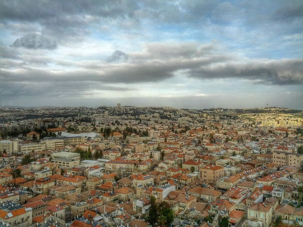 ניסוך המים a Sukkot Rain Making Ritual