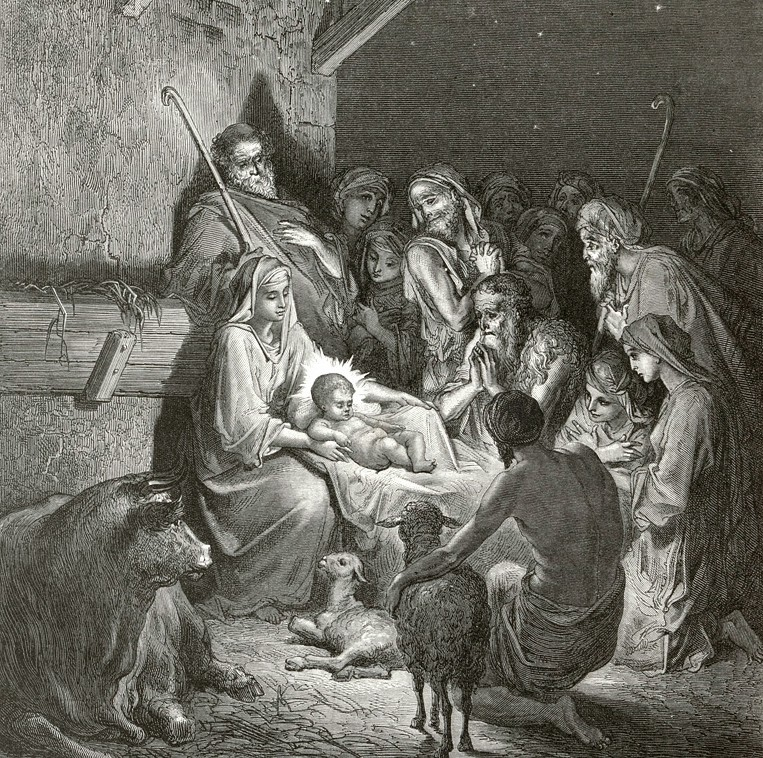 The Jewish Origins of the Christmas Story