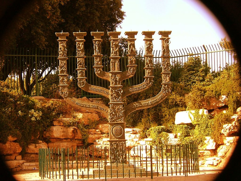 The Vision of 6th Century Chanukah in Zechariah