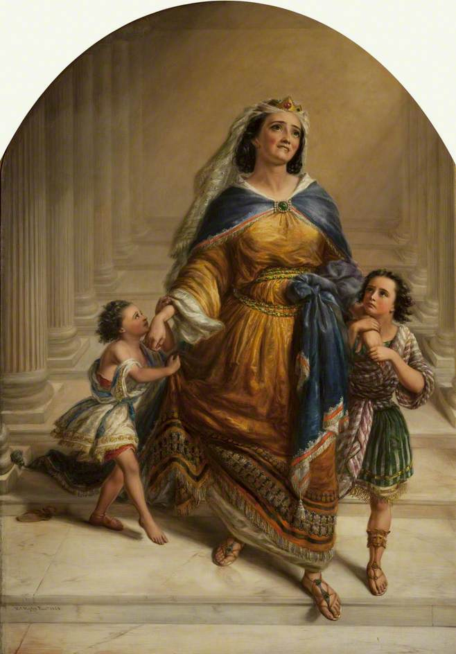 Mariamme, the Last Hasmonean Princess