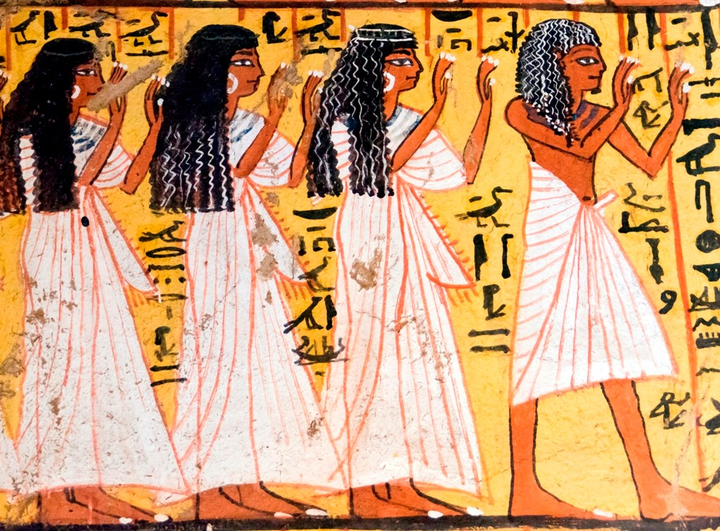 Ancient Egyptian Clothing: Real and Ideal
