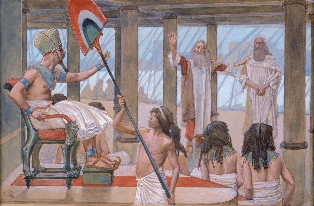Taking Control of the Story: God Hardens Pharaoh's Heart