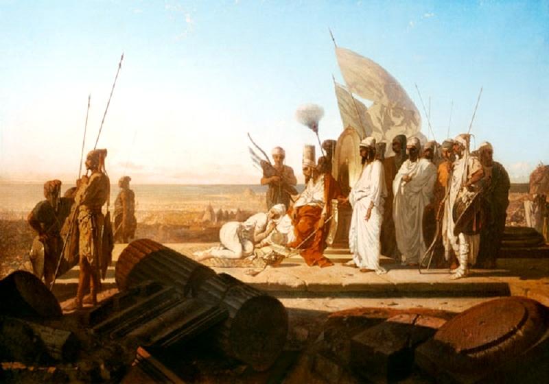 If Achashverosh Is Xerxes, Is Esther His Wife Amestris?