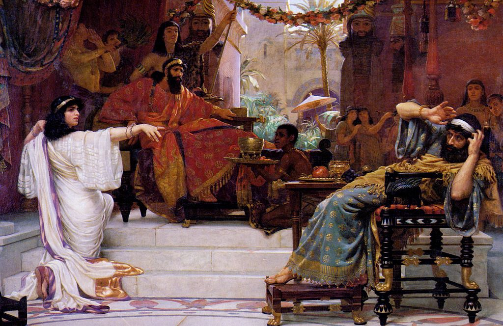 The Women in Esther