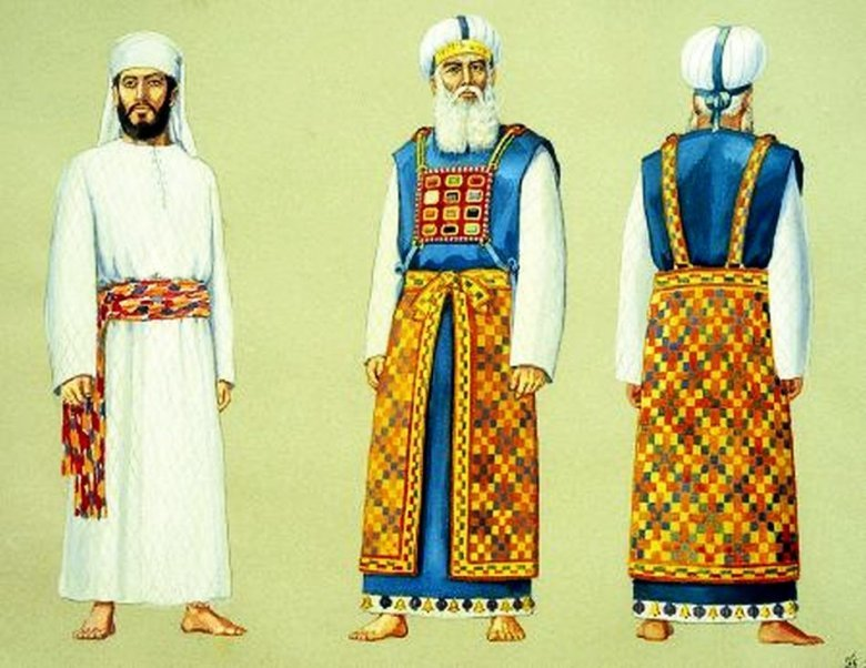 The Garments of the High Priest: Anthropomorphism in the Worship of God