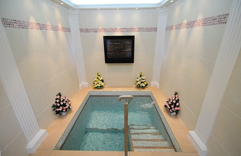 Biblical Purification: Was it Immersion?