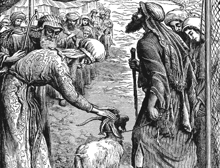 The Scapegoat Ritual and Its Ancient Near Eastern Parallels