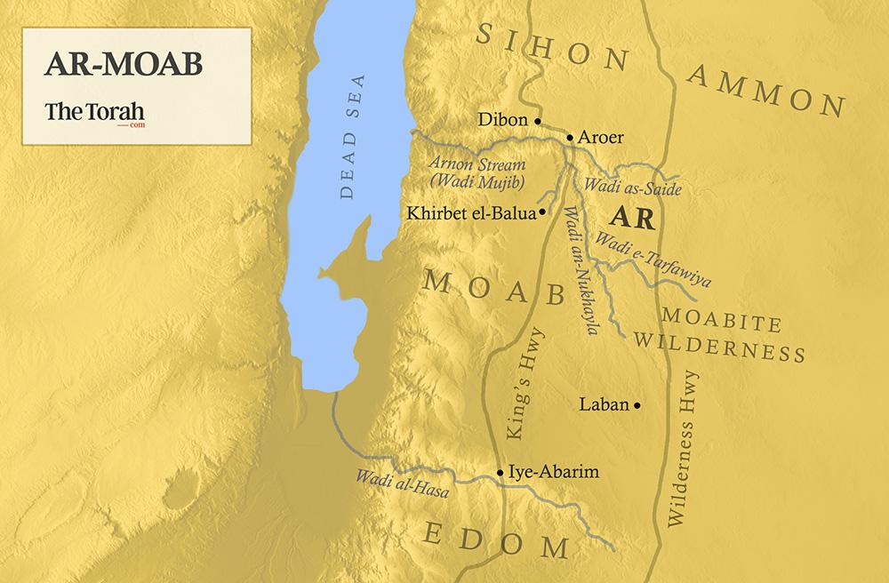 Ar Moab