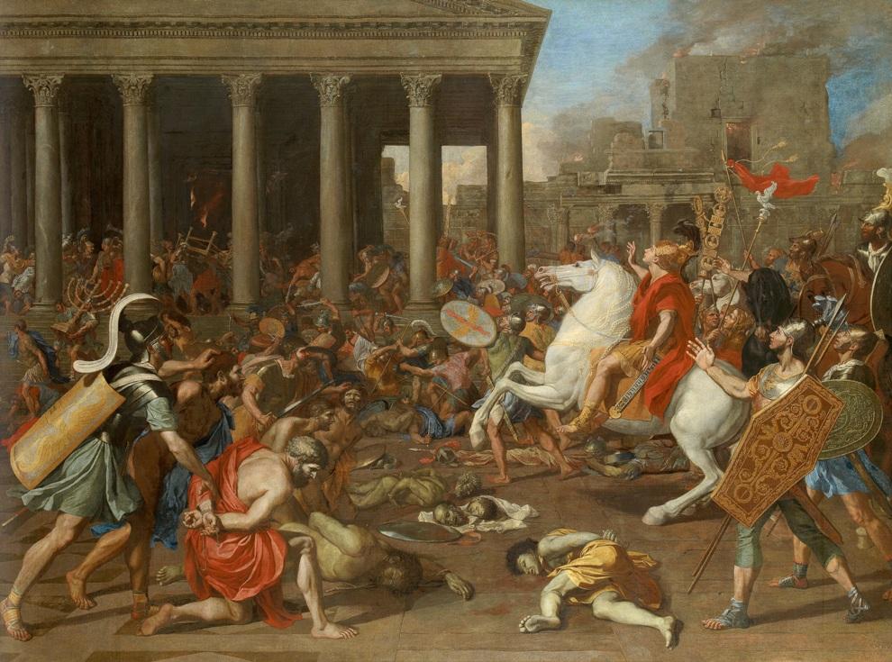 Judaea's Leaderless Revolt Against Rome
