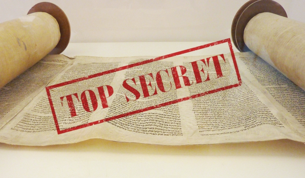 Is Judaism Meant to have Exclusive Religious Secrets?
