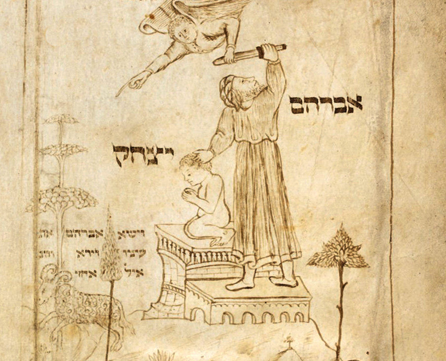 The Binding of Isaac, a Sacred Legend for the Jerusalem Temple