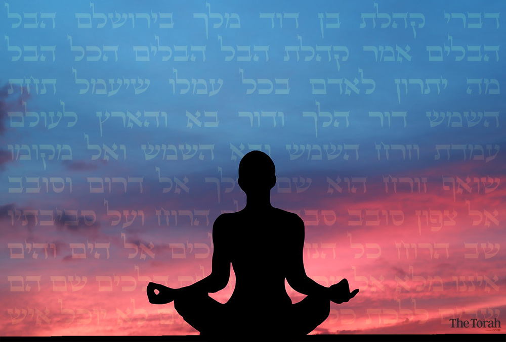 Kohelet: An Israelite Form of Meditation