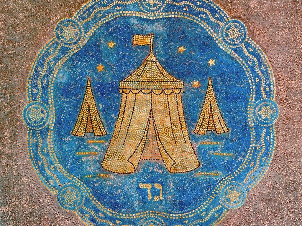 YHWH Is Enthroned at Gad's Temple: The Site of Moses' Tomb