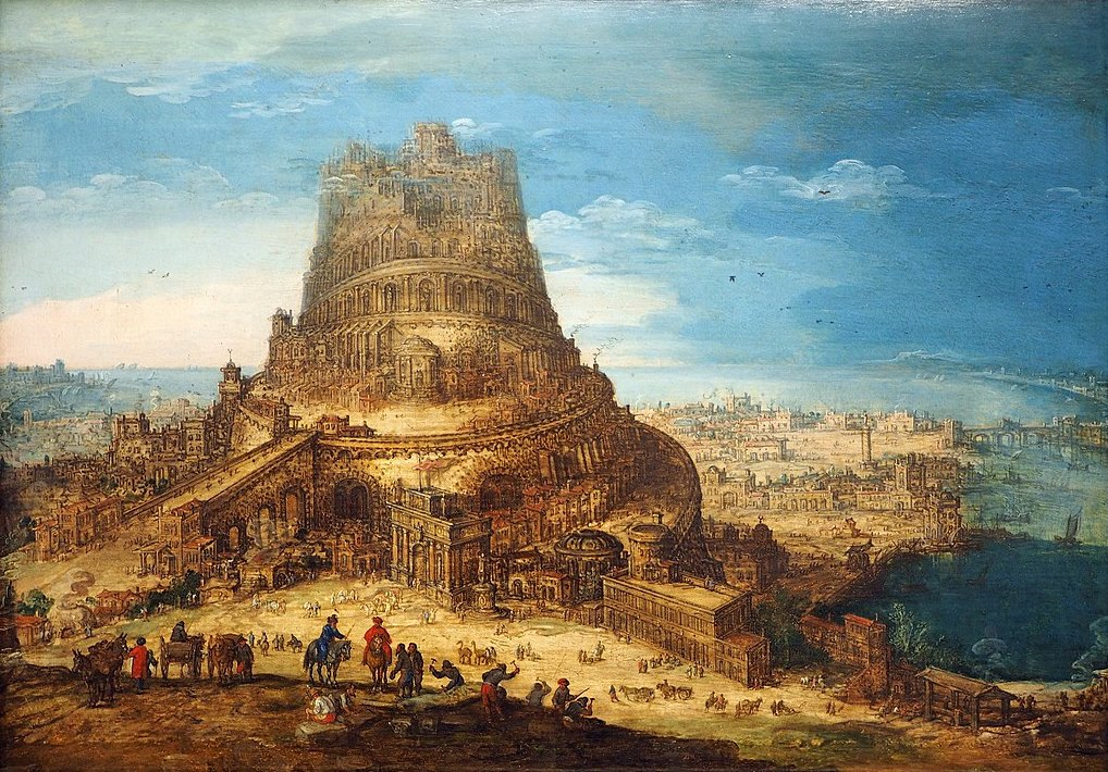 Language Is Baffling - The Story of the Tower of Babel