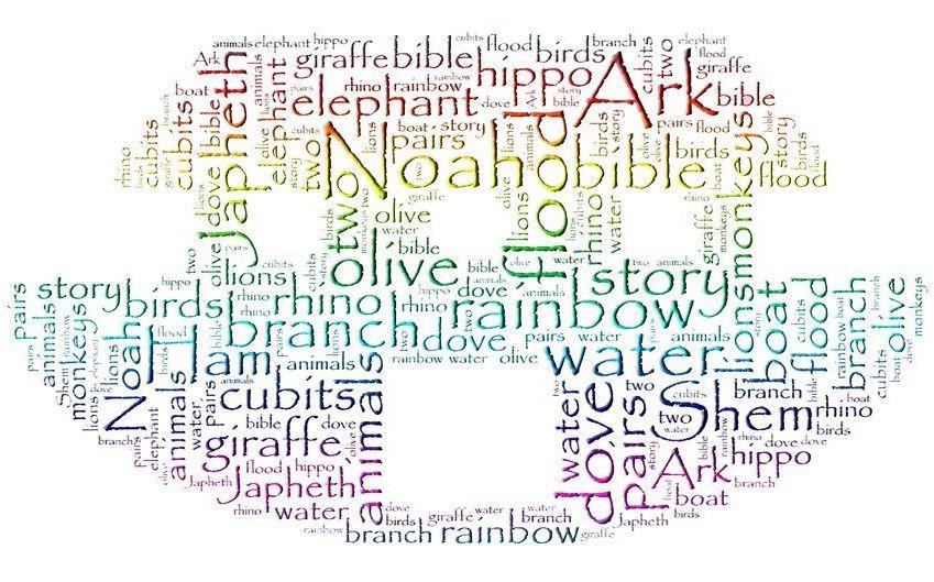 A Textual Study of Noah's Flood