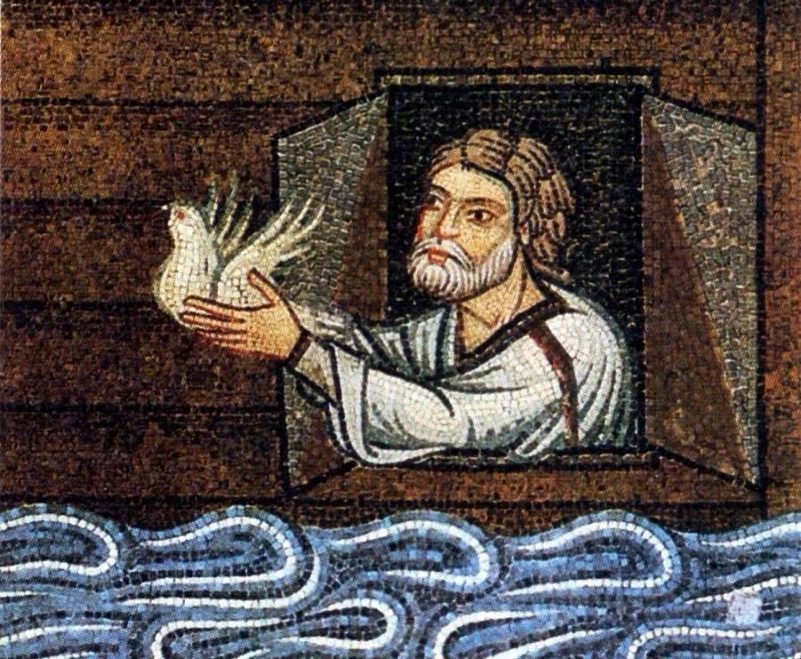 The Motif of Releasing Birds in ANE Flood Stories