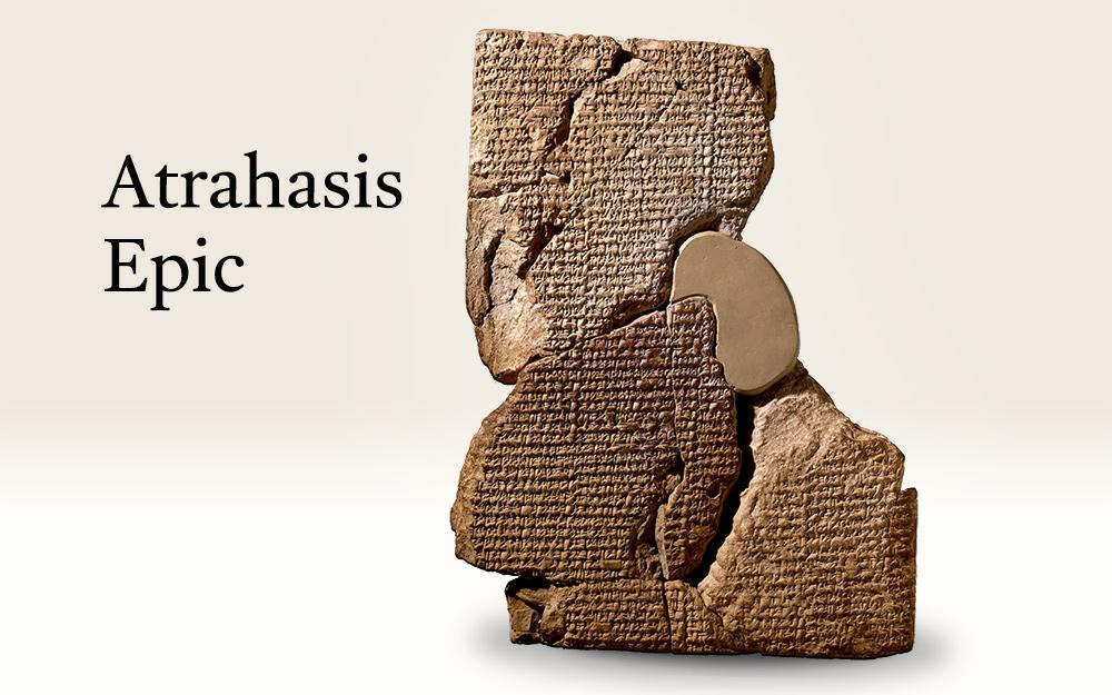 The Mesopotamian Origin of the Biblical Flood Story