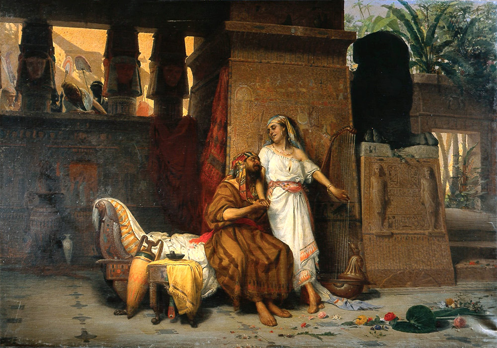 Abraham and Sarah in Egypt: A Story Composed to Prefigure the Exodus