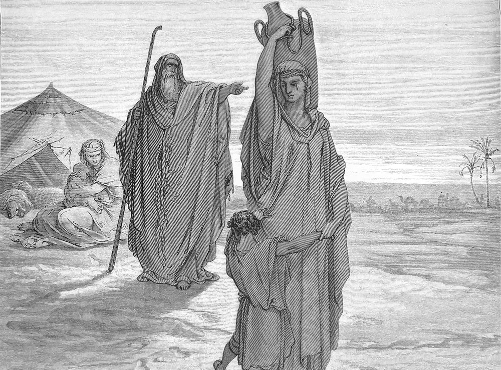 Abraham Visits Ishmael and His Wives: Between Jewish and Islamic Tradition