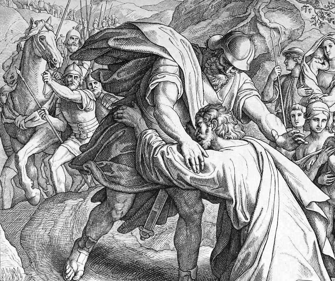 Esau the Ancestor of Rome
