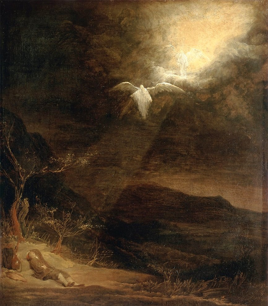Did Jacob Meet Yhwh by the Stairway to Heaven in Beth-El?