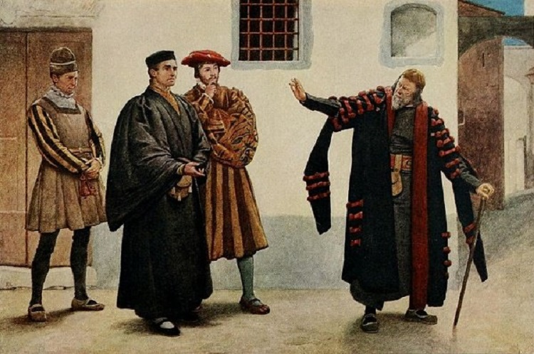 Shakespeare Plays on the Questionable Source of Jacob's Wealth