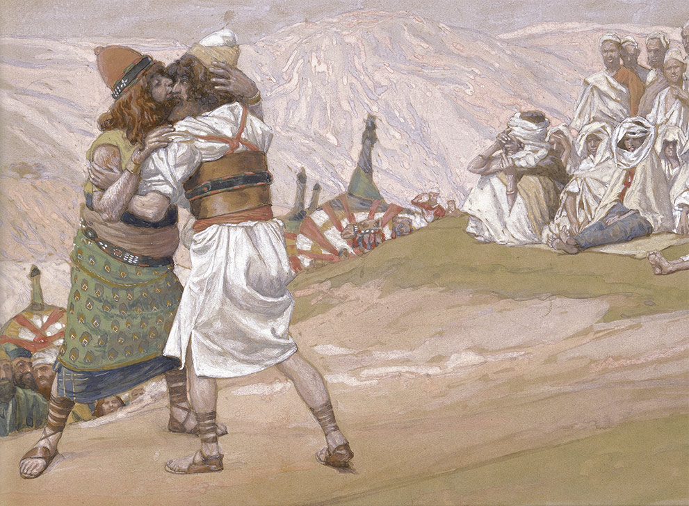 Did Jacob and Esau Reconcile?