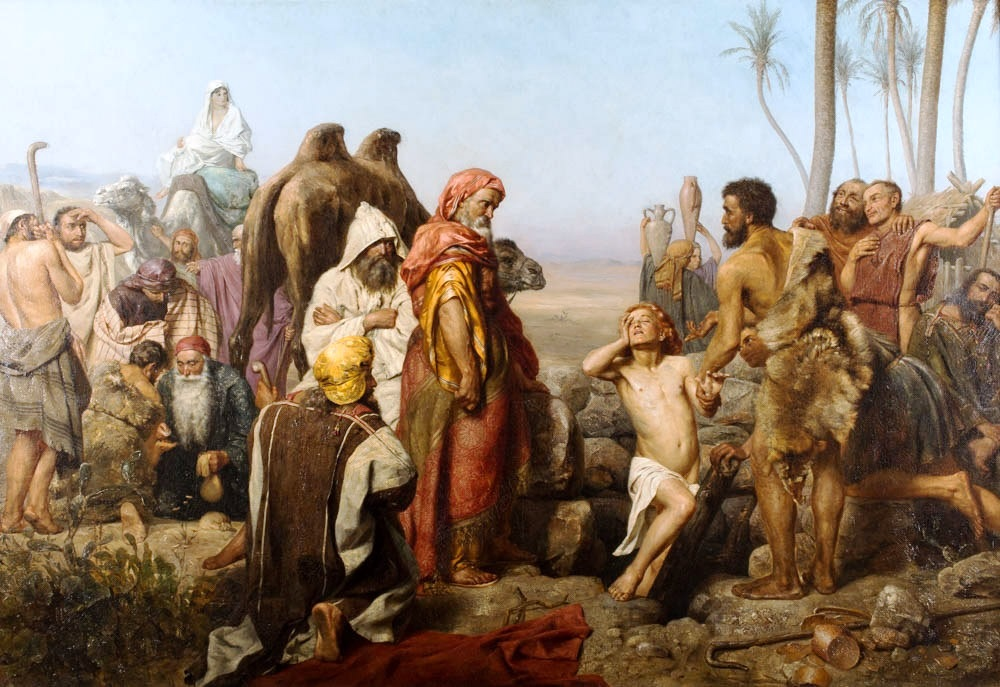 Joseph Accuses His Brothers of Selling Him – But Did They?