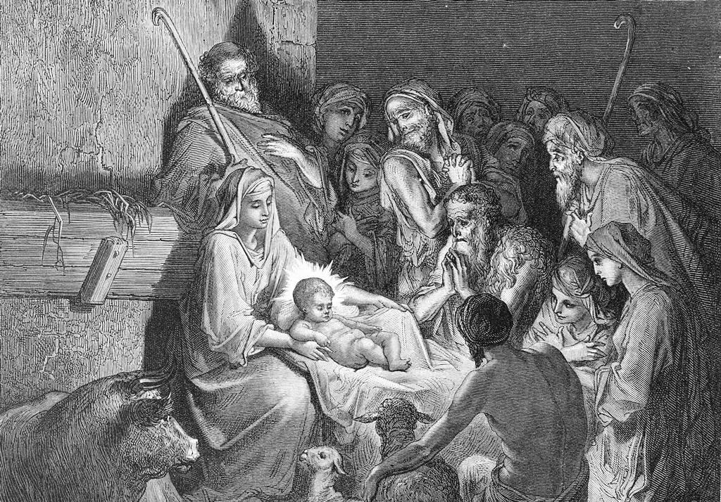 The Jewish Origins of the Christmas Story