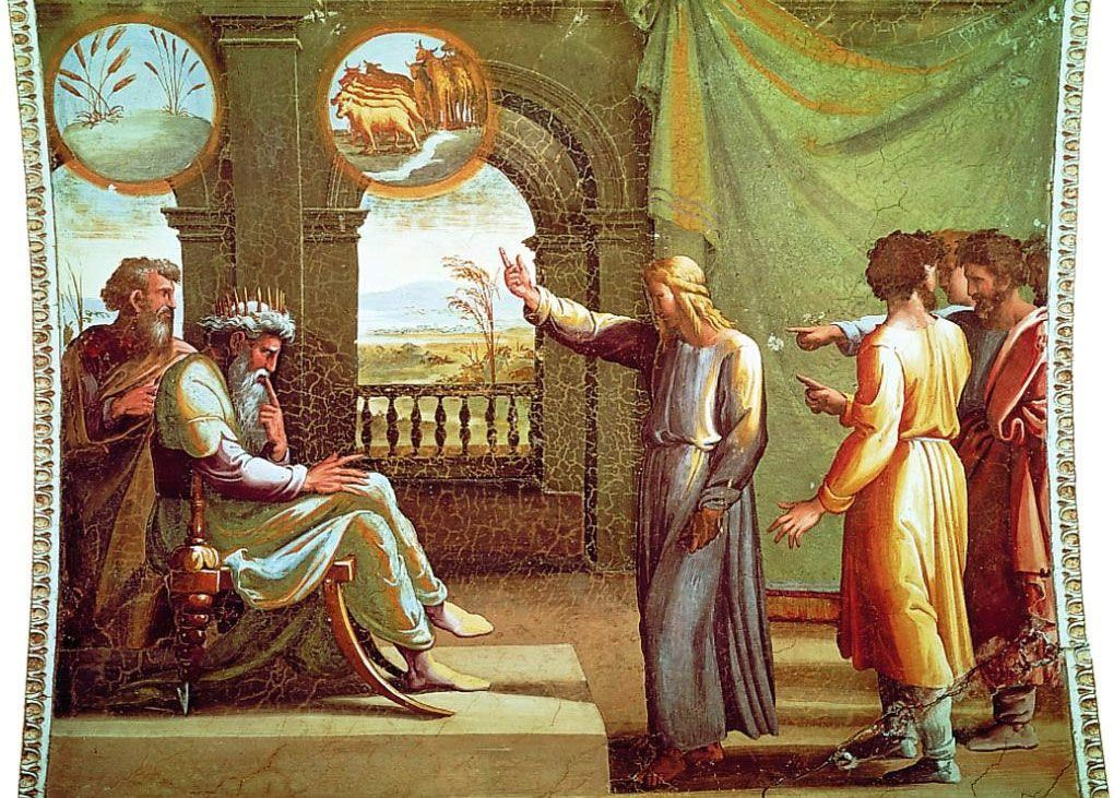 Pharaoh's Dreams and the Mirroring of Joseph's Inner Life