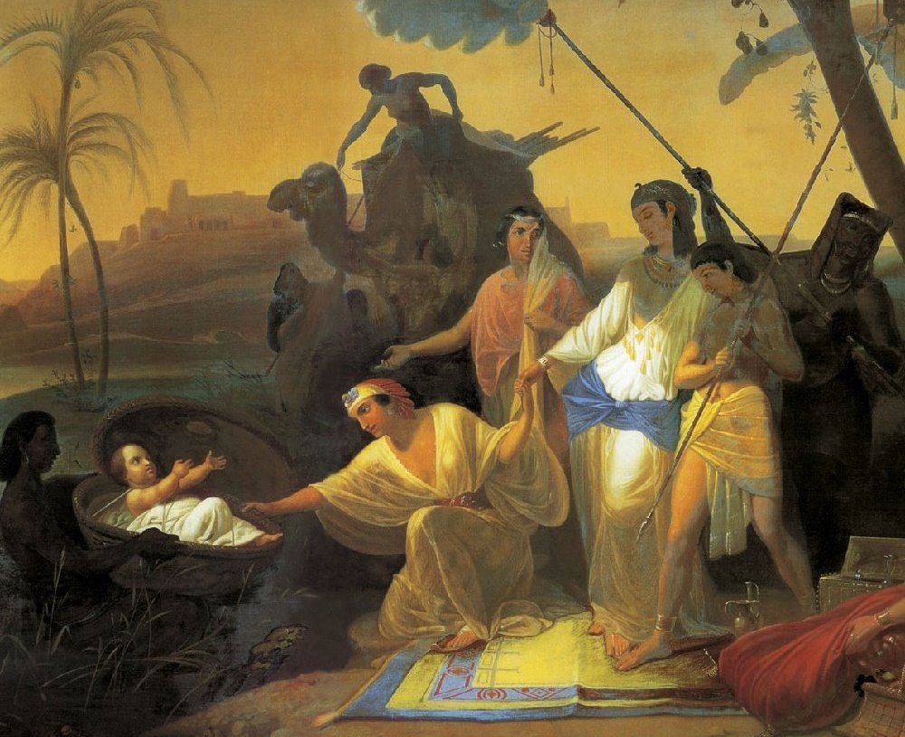 Did Pharaoh's Daughter Name Moses? In Hebrew?