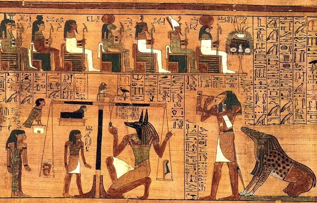 Weighing Pharaoh's Heavy Heart