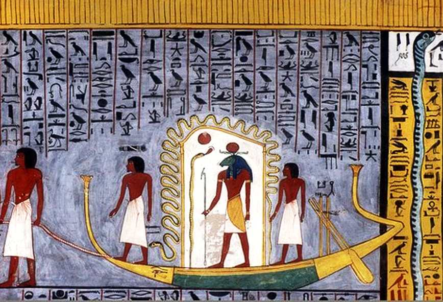 YHWH's War Against the Egyptian Sun-God Ra