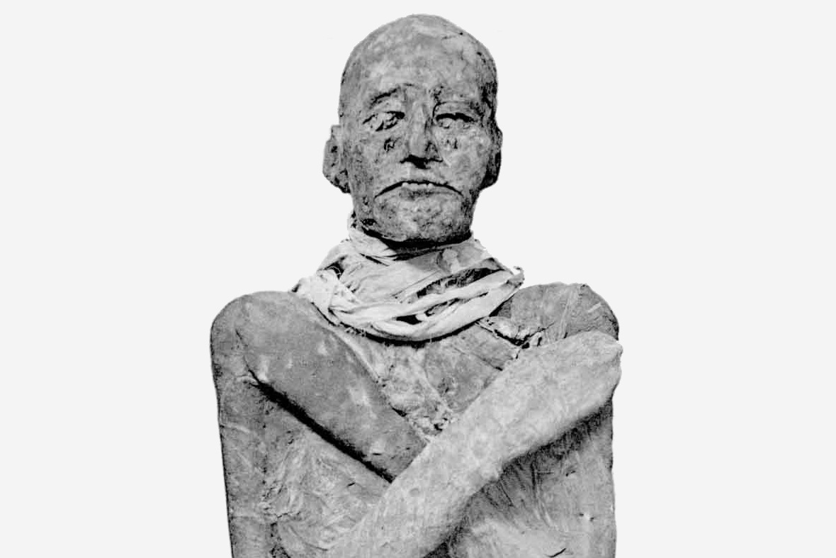 The Pharaoh of the Exodus – Rameses III