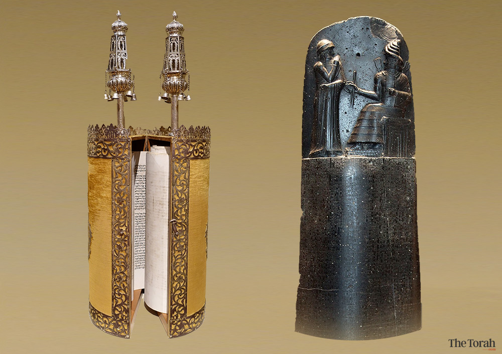 Did the Discovery of Hammurabi's Laws Undermine the Torah?