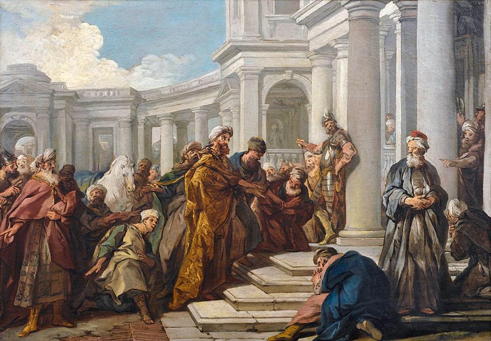 "Why Mordechai Refuses to ""Kneel and Bow"" to Haman"
