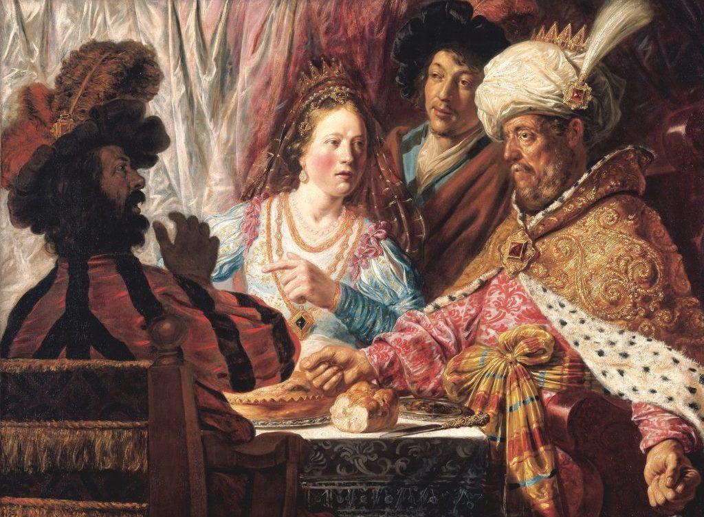 Megillat Esther: A Godless and Assimilated Diaspora