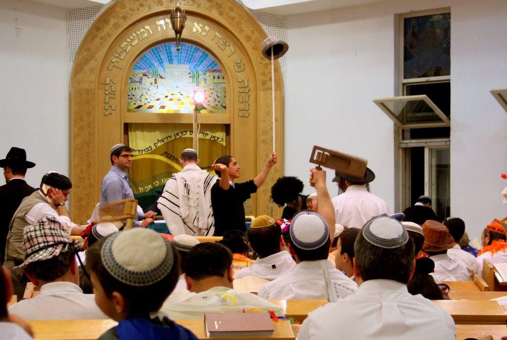 Reading the Megillah at Night: A Secondary Development