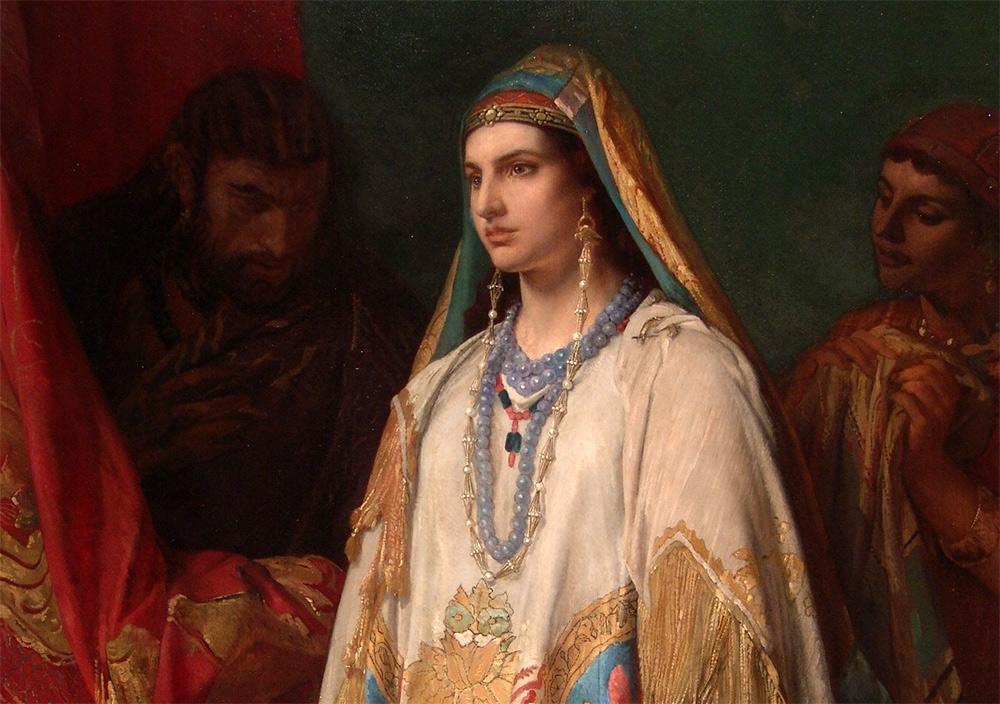 """""""My God, My God, Why Have You Forsaken Me?"""" — Jesus or Esther?"""