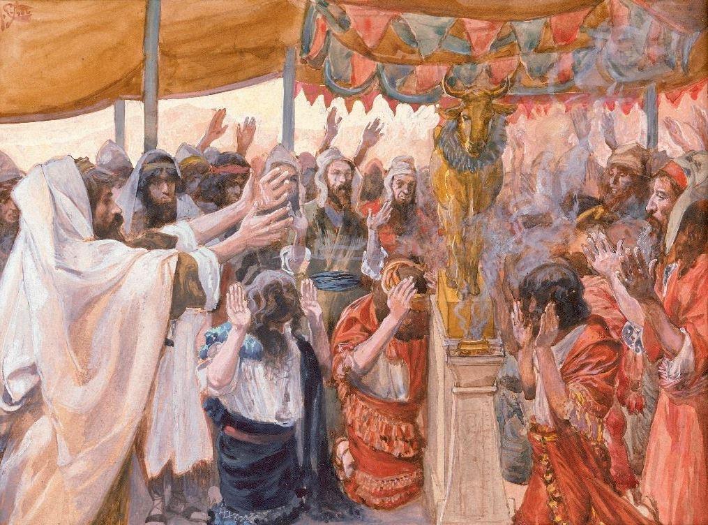 The Golden Calf: A Post-Exilic Message of Forgiveness