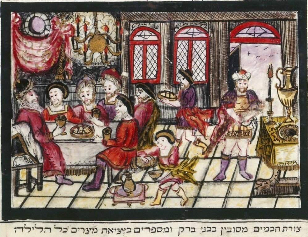 The Haggadah: A New Telling of the Exodus Story