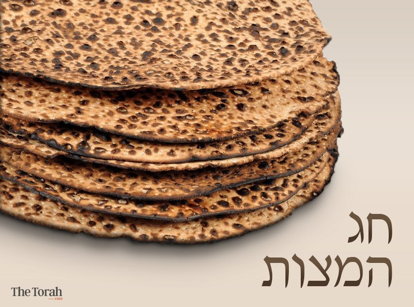 How Eating Matzot Became Part of the Exodus Story